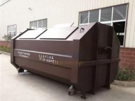 8方垃圾箱