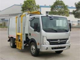 纯电动自装卸式垃圾车