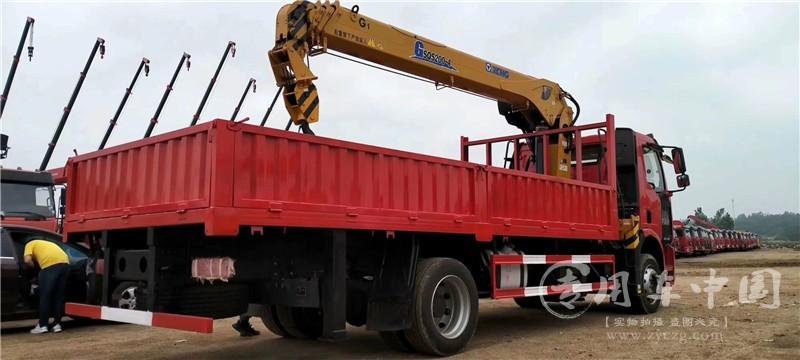 徐工G型8吨四节臂3