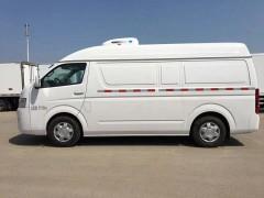 福田G7面包冷藏车带给您全新运输体验