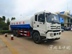 东风多利卡8吨洒水车厂家供应