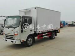 程力冷藏车厂家之江淮4米2 8吨冷藏车新工艺