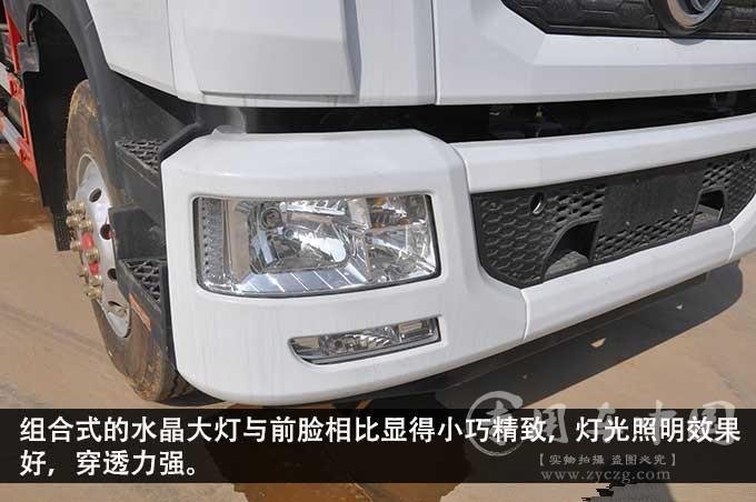 东风多利卡D9压缩垃圾车
