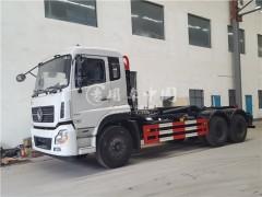 东风垃圾车助力环保观念,带动垃圾分类产业勃兴