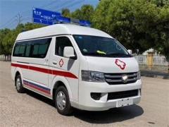 福田G7运输型急救车