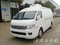 程力福田G9面包冷藏车测评