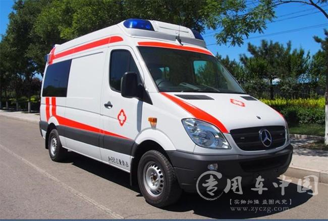 福建奔驰凌特救护车价格表¥50-55万