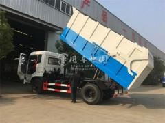国六东风多利卡D9 18方对接式垃圾车功能配置介绍