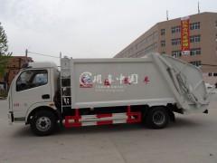 江西萍乡东风8放压缩垃圾车张总订购一台