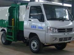 纯电动垃圾车