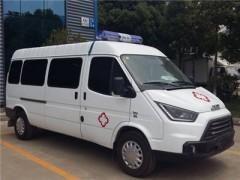 江铃特顺监护型救护车