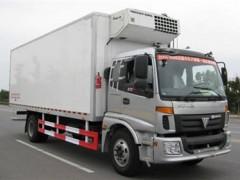 10吨冷藏车