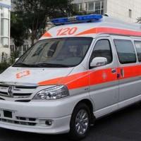 国六格瑞斯转运型金杯救护车