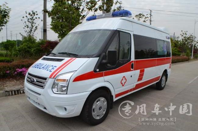 福特新世代救护车价格表¥20-32.5万
