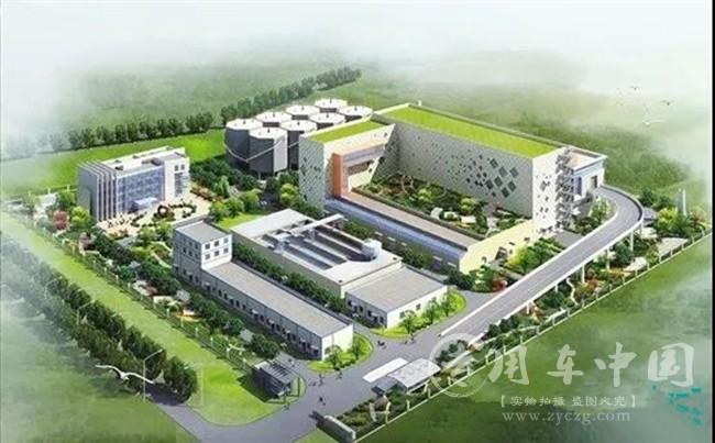 全国最大厨余垃圾处理项目在广州,每天1000吨