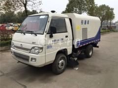 河北临城县水务局供水总公司喜提新能源电动扫路车