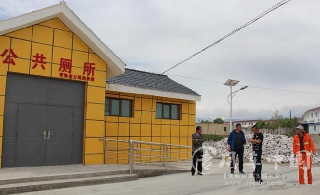 """青海格尔木公路总段端午节期间开展""""厕所革命""""明察暗访"""