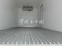 江淮格尔发小三轴9.6米冷藏车动态