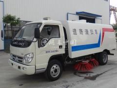 福田小型扫路车发车了