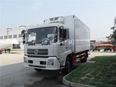 东风天锦6.8米冷藏车评测