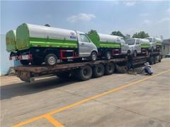浙江舟山长安3方密封式垃圾车环境卫生管理局招标采购50台