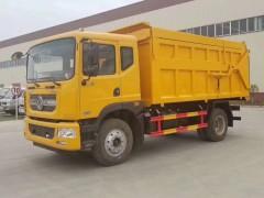东风多利卡D9 12方对接垃圾车评测
