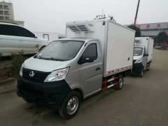 长安2.8米冷藏车(6立方)评测