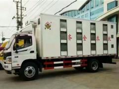 江淮单桥鸭苗专用运输车
