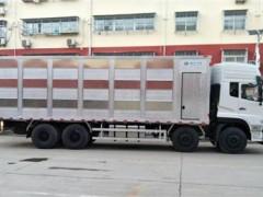 东风天龙鸭苗专用运输车