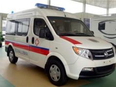 东风御风监护型救护车