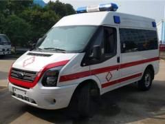 福特监护型救护车