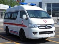 福田监护型救护车