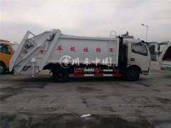 东风3吨压缩垃圾车评测之底盘