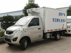 福田无害化专用运输车