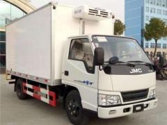 江铃小型冷藏车