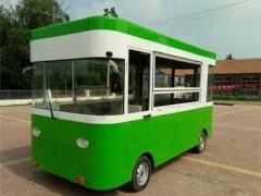 小吃电动餐车