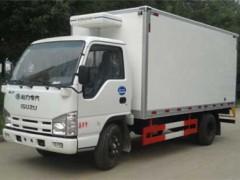 4.2米程力冷藏车