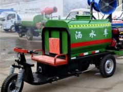 新能源电动雾炮洒水车