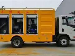 大运污水处理净化车