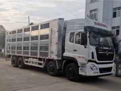 东风天龙畜禽专用运输车