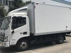 解放医疗垃圾运输车