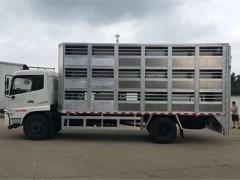 解放畜禽运输车