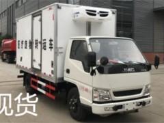 江铃医疗垃圾运输车