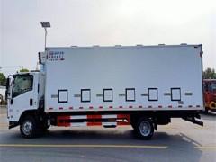 五十铃畜禽专用运输车