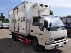 柳汽医疗垃圾运输车