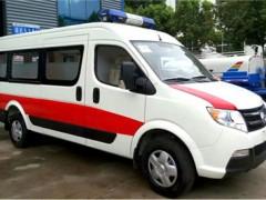 东风御风紧急救护车