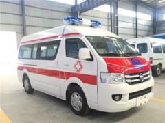 福田G7紧急救护车