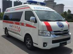 福田G9紧急救护车