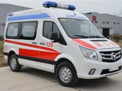 福田图雅诺紧急救护车