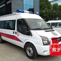 新世代V348长轴中顶福特救护车全顺
